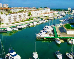 Покупка новых построенных квартир на берегу моря на Коста Брава, зона Порта в Плайя де Аро