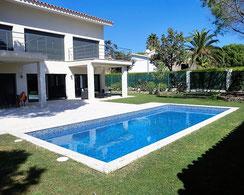Двух этажный дом в аренду и на продажу в Испании, город Сагаро