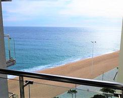 Купить квартиру на первой линии моря  в Плая де Аро, Platja d'Aro