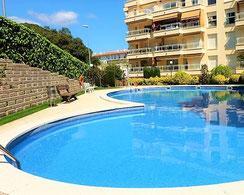 Красивая квартира рядом с морем в порту города Плайя де Аро