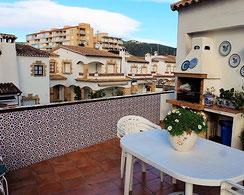 Купить просторный апартамент в Порту города Плайя де Аро, рядом с морем, на побережье Коста Брава