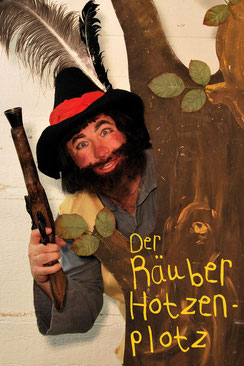 Andre Grabbe-Heitmann ist Der Räuber Hotzenplotz