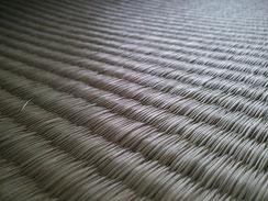 縁無し畳用の琉球表(七島い草)です。群馬・埼玉で縁無し畳に交換。琉球畳に交換