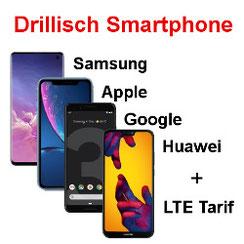 LTE Smartphone und Handy Tarif von Drillisch