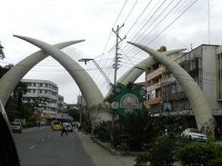 Wahrzeichen Mombasa