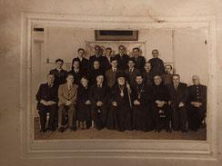 Первый набор после революции 17г. в Ленинградскую семинарию 1946 г.