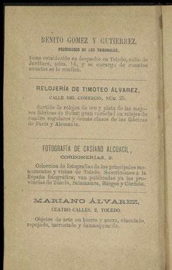 Guia del Viajero de Toledo Pagina 100