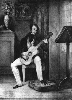 Matteo Carcassi: Méthode complète pour la guitare. 1835.