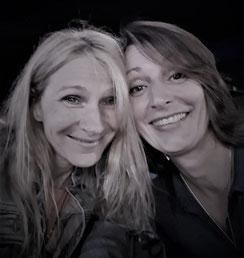 Kerstin & Petra, Juli 2021