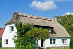 Bild des Hauses mit Blick von Süden