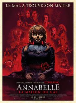 Annabelle 3 - La Maison Du Mal de Gary Dauberman (2019)