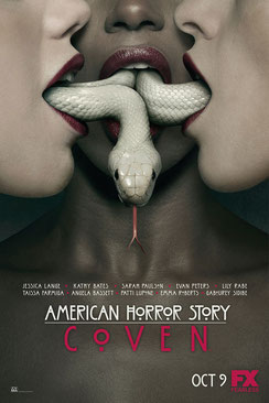 American Horror Story - Coven - 2013 / Série Horreur