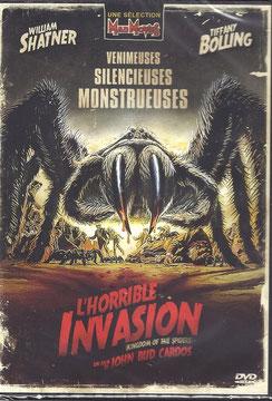 """L'Horrible Invasion de John """"Bud"""" Carlos - 1977 / Horreur - Animal Tueur"""