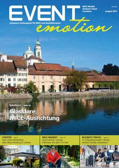 EventEmotion wird produziert vom Tourismus Lifestyle Verlag