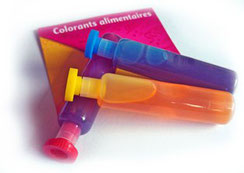 colorants alimentaires