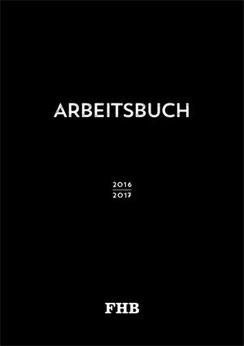 FHB Katalog Arbeitsbuch 2016 / 2017 download schwarz Prospekt