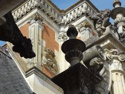 Château de Blois. Source Laure Trannoy.2016