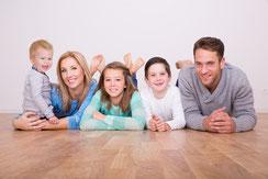 Besser Wohnen mit Feng Shui Bagua Familie und Gesundheit Trigramm