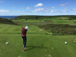 Mullion Course Hole 6 - © Benjamin Renner