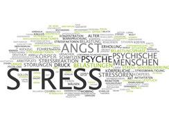 Psychische Belastungen Stressbewältigung
