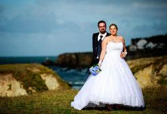 Mariage de Victoria et Clément à  hôtel l'hermitage Barrière à La baule