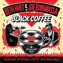 """...mal wieder eine fruchtbare Kooperation von Beth Hart und Joe Bonamassa: """"Black Coffee"""""""