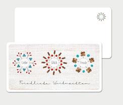 Postkarte frohes fest weihnachtskarten
