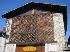 L'atelier des Fées à Saint Bertrand de Comminges, ville haute.
