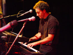 Rainer Bormuth, keyboard & vocal