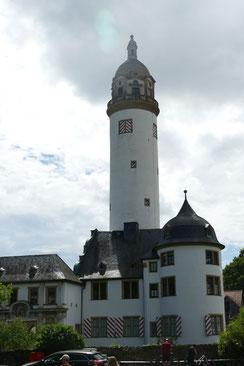 Turm des Höchster Schlosses