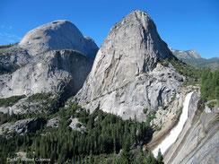 Au Yosémite - Sierra Nevada (CA)