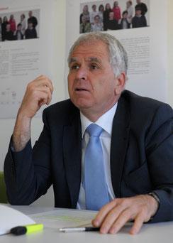 Felix Wolffers: «Bei Alleinerziehenden beträgt die Sozialhilfequote in der Stadt Biel über 46 Prozent.»