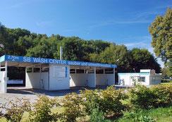 Waschanlage für Autos