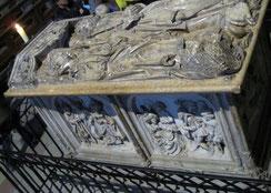 Kaiserdom, Hochgrab Kaiser Heinrichs II. und Kunigundes