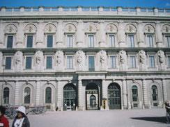 Stadtschloss, Stockholm