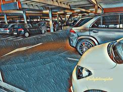 R+S Parkhaus Flughafen Hamburg