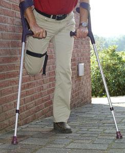 Schönheit durch Behinderung: Viele Betroffene, die eine Amputation anstreben, üben ihr neues