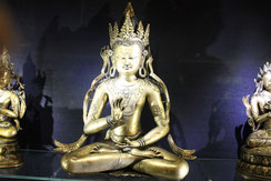 méditation dorée
