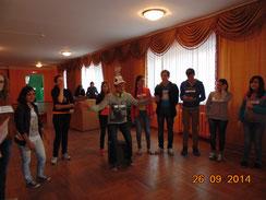 «Театр экспромт» - Театральная ночь в Благовещенске
