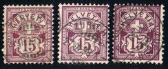 CH 64 Bb  Mi.Nr.: 57Yb