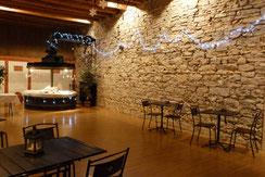 La salle du vieux pressoir
