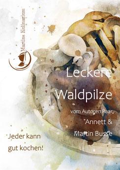 E-Book Kochbuch Waldpilze-als Pdf zum Download Verfügbar