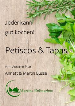 E-Book Kochbuch Petiscos & Tapas-als Pdf zum Download Verfügbar
