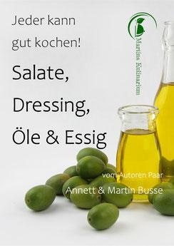 E-Book Kochbuch Salate, Dressing, Öle & Essig-als Pdf zum Download  Verfügbar