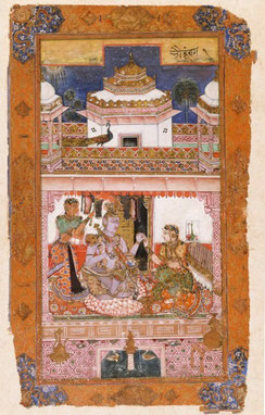 bhairava-raga-indian-miniature-painting