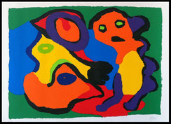 karel,appel, cobra,personnages