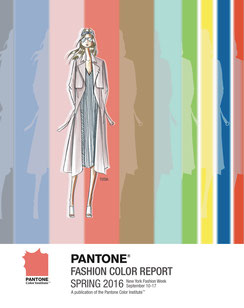 pantone, color del año, los 10 colores tendencia, primavera 2016, rose quartz, serenity, color de moda