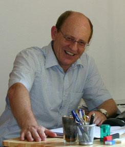Dr. Hermann Reichold, Jura-Professor in Tübingen und Mitglied im Förderverein Schauspiel
