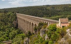 Aquädukt Roquefavour