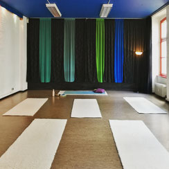 Top 5 yoga studios of Kreuzberg